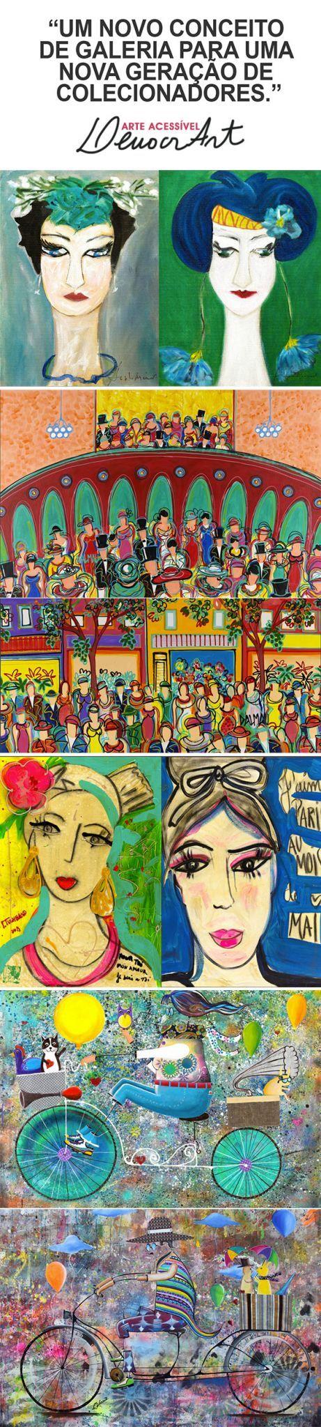 Achados da Bia | Obras | Arte | Democrart