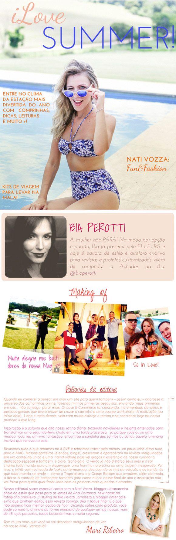 Achados da Bia | I Love Mag | Portfolio