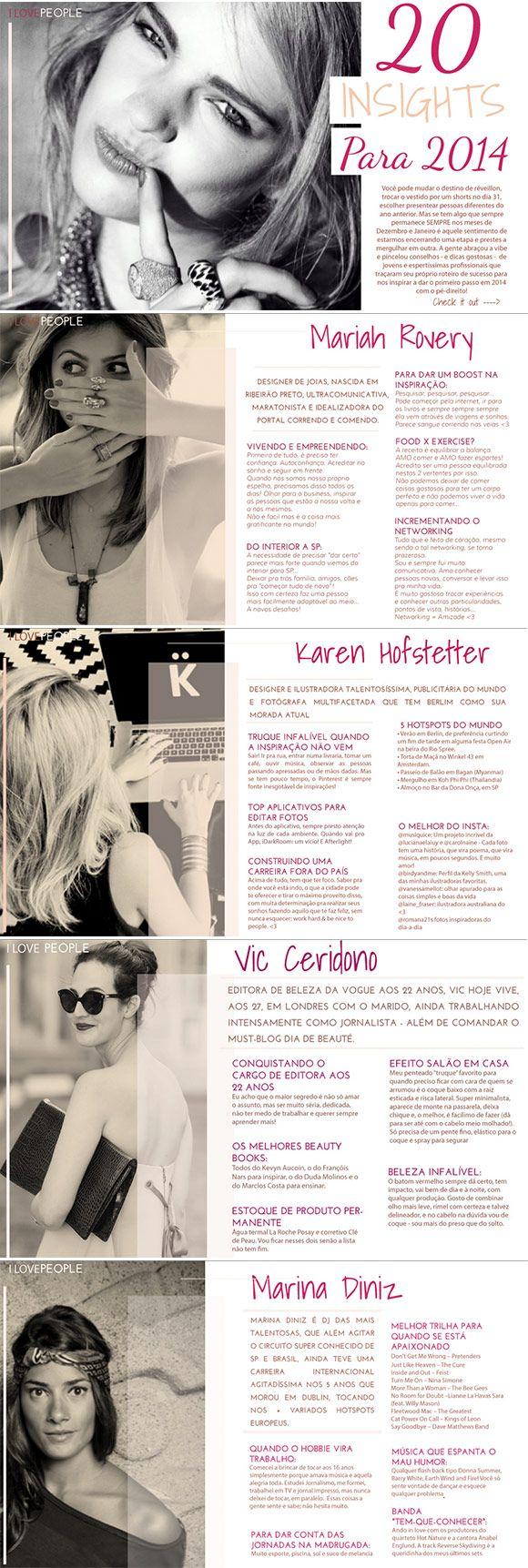Achados da Bia | I Love Mag | Entrevista meninas