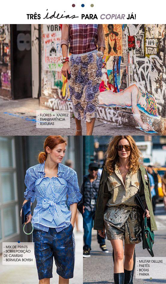 Achados da Bia | Moda | Estilo | Street style