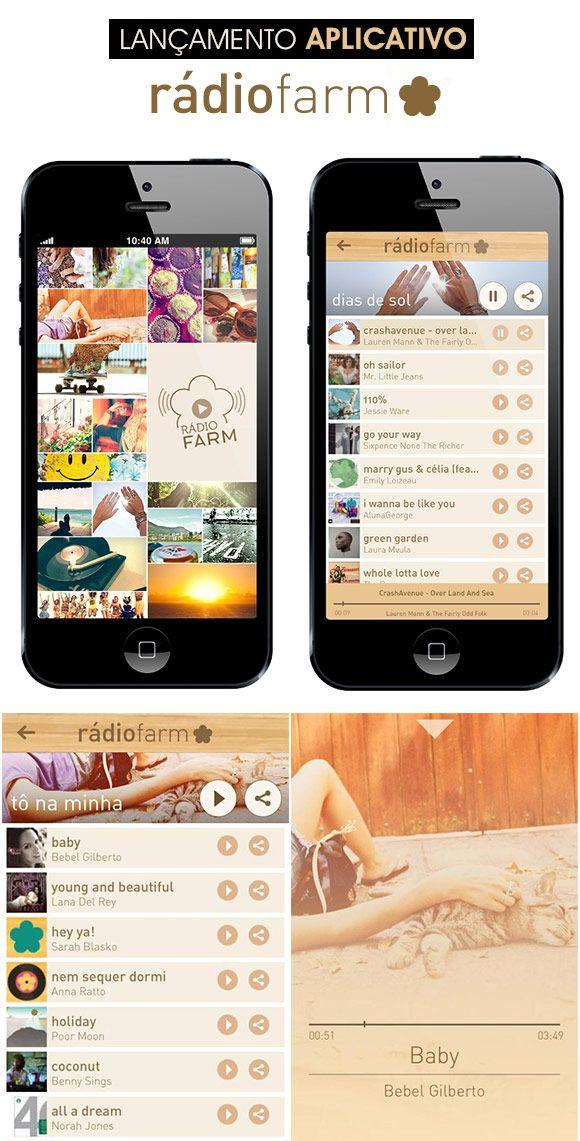 App Rádio FARM