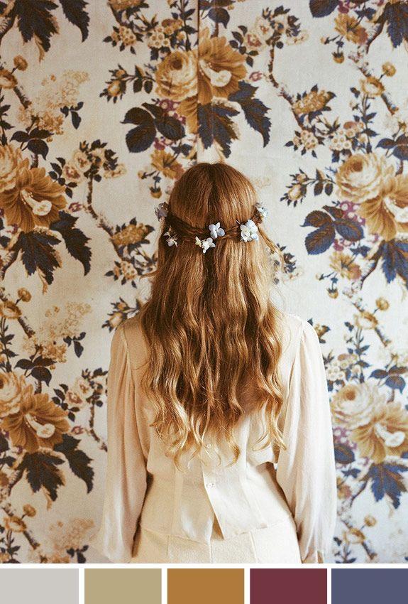 Achados da Bia | Inspiração do Dia | Coroa de flores