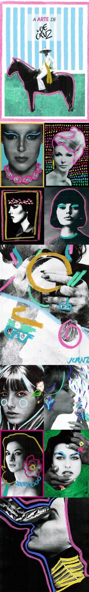 Achados da Bia | Arte | Joe Cruz