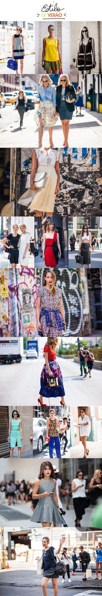 Achados da Bia | Moda | Looks verão | NYC | Drielly S.