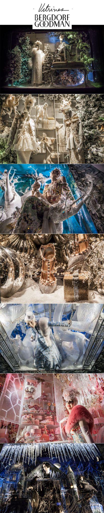 Achados da Bia | NYC | Vitrines | Bergdorf Goodman
