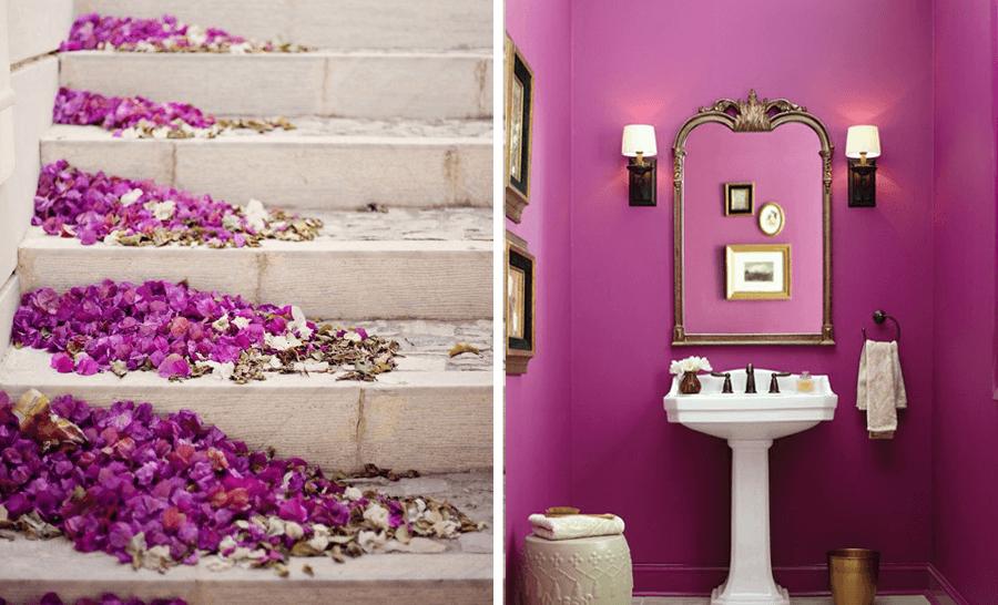 os Achados | Pantone 2014 | Radiant Orchid