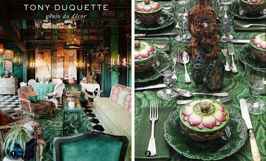 os Achados | Décor | Tony Duquette