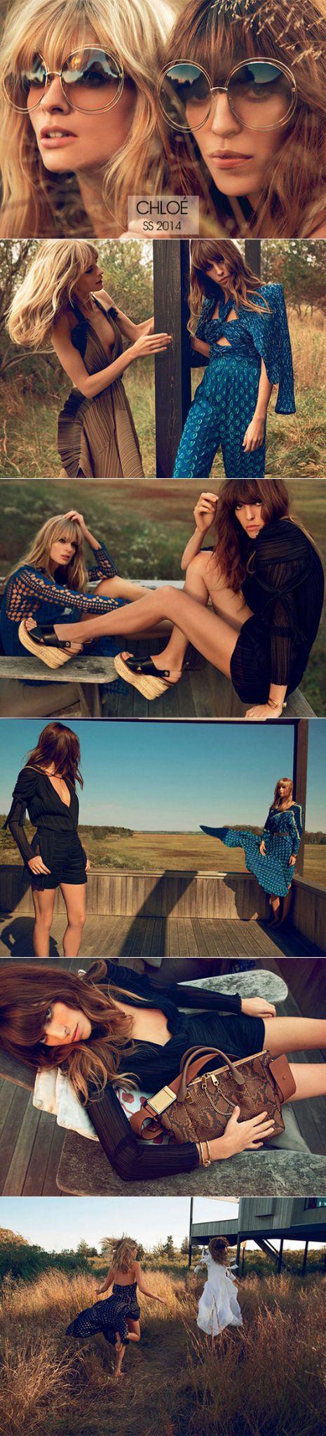 Achados da Bia | Moda | Campanha | Chloé