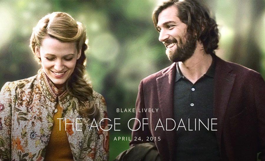 os Achados | The Age of Adaline